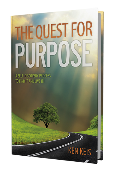 Quest for Purpose Book